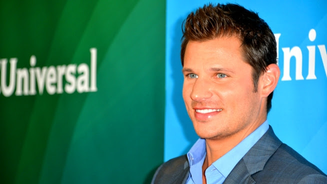 """Nick Lachey:  """"Emotionally Stronger"""" from """"Stars Earn Stripes"""""""