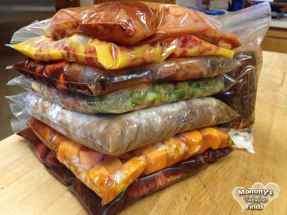 8 Crock Pot Freezer Meals - Make Dinnertime Easy - Mommy's ...