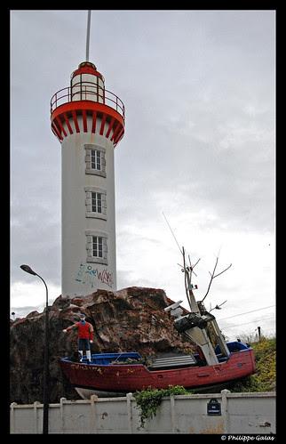 Le phare de la rue Castagnary