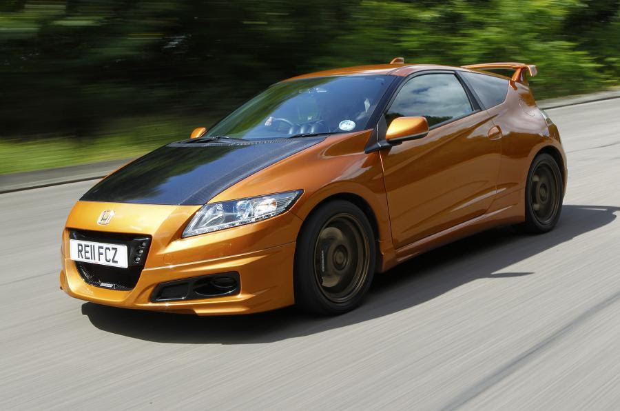Honda CR-Z Mugen 2011-2011 Review (2017) | Autocar
