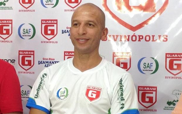 Fábio Júnior Guarani-MG