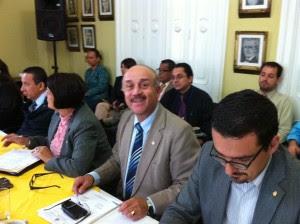 Víctor Hernández representará al PAC en Comisión de Ingreso y Gasto. CRH