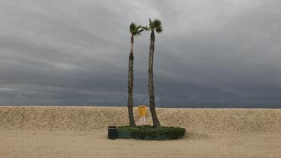 Live updates: Strongest storm in years moves into L.A. area