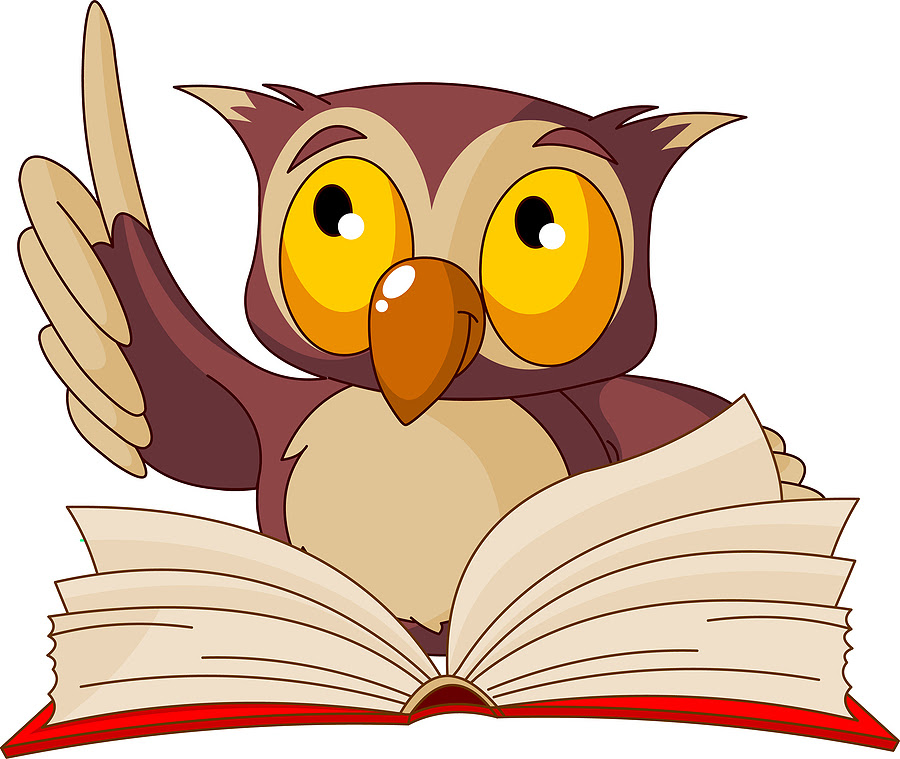 Reading Owl Clip Art Clip Art Library
