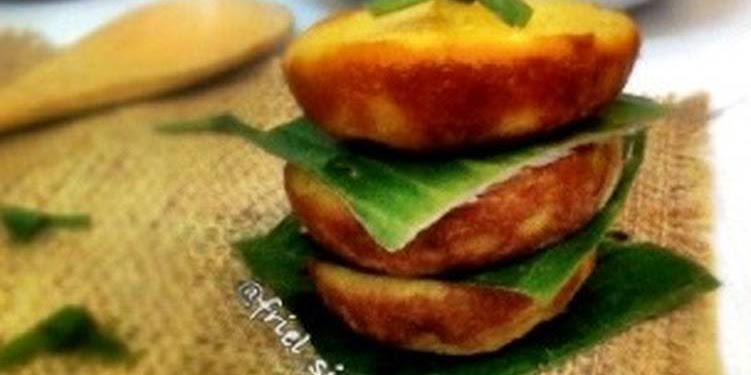 Resep Roti Pisang Banjar Oleh Frielingga Sit