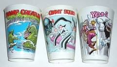 Monster Slurpee Cups