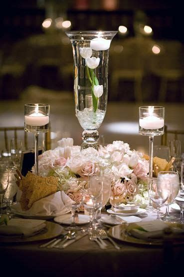 352 best centerpiece flowers & candles images on Pinterest