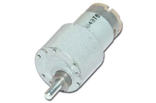 Dc Gear Motor 12v 45 Rpm