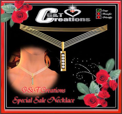 35L Thursday GT Creations necklace