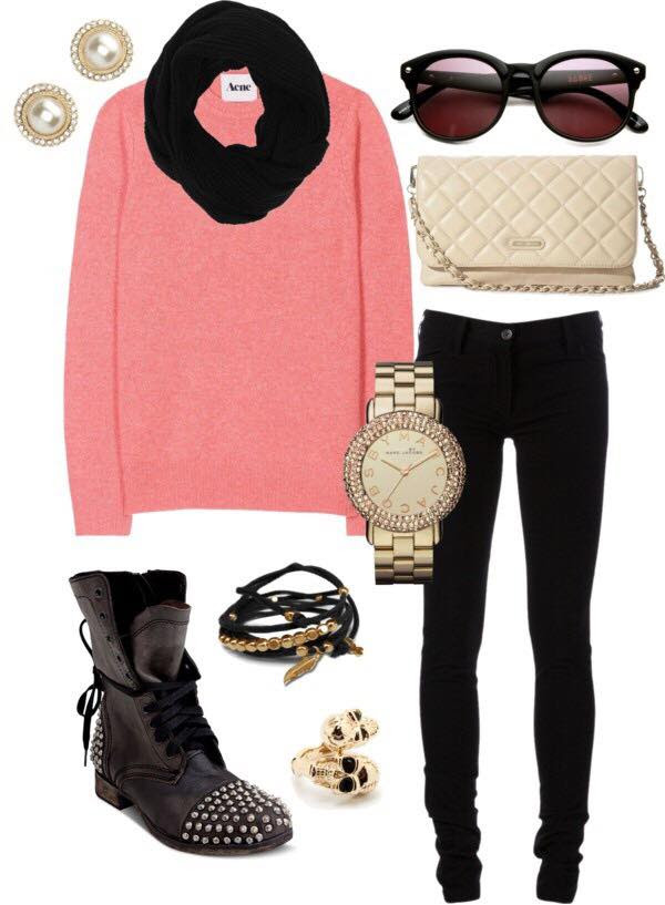 cute winter outfits teenage girls18 hot winter fashion ideas
