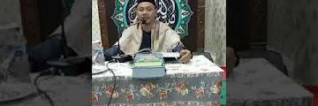 Kajian Ilmu Aqidah Bersama Ustadz Abdul Wahid di Masjid Al Muharram Ladang Tarakan 20191112