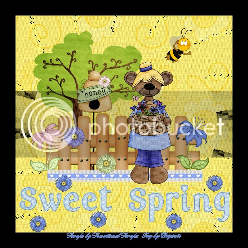 Springtime Bears