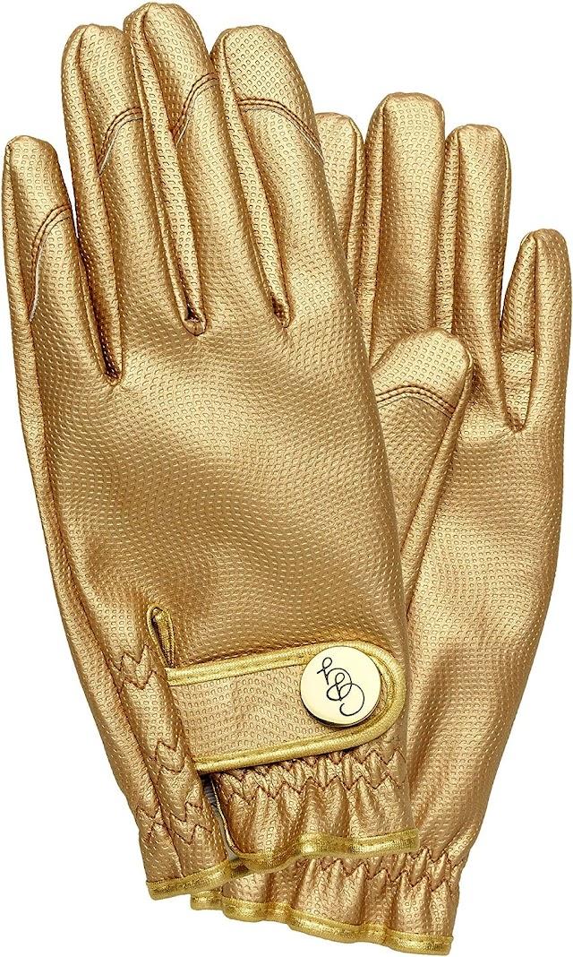 Golden Gardening Gloves - The Gold Digger