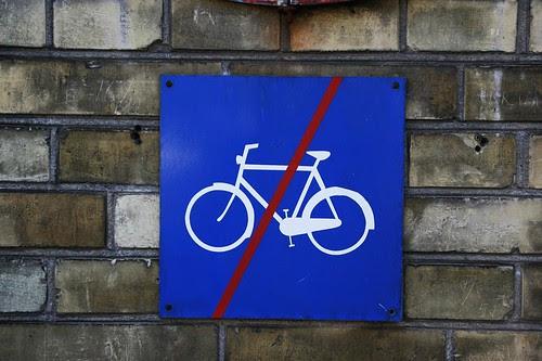 Miedo a la bici