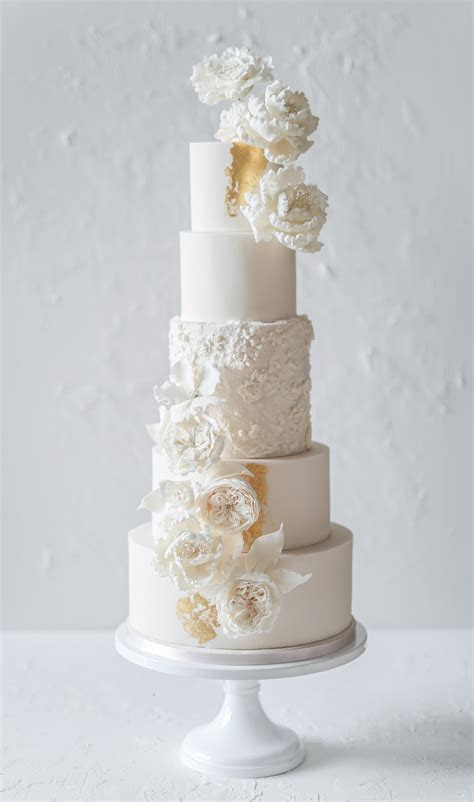 Wedding Cake Trends 2018, Unique Styles to Celebrate Love.