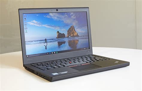 Lenovo ThinkPad X260   Review and Benchmarks