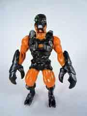 Plastic Imagination Rise of the Beasts Cahriv - Metallic Black Scorpion with Orange Paint Action Figures