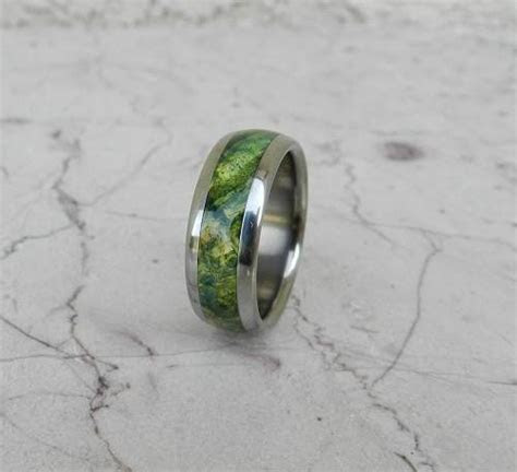 Green Lantern Men?s Wedding Ring Photos