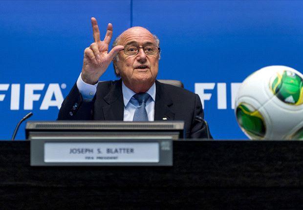 Blatter apologises to Ronaldo & Madrid