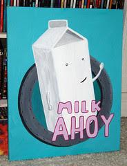 Milk Ahoy
