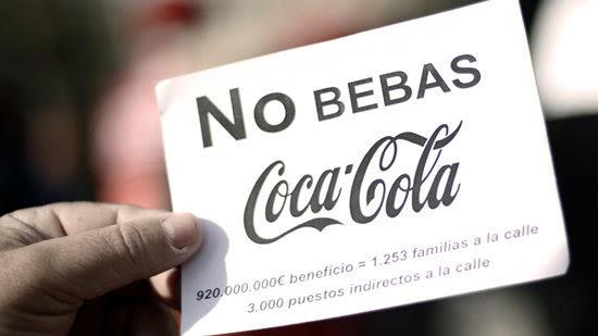 El Tribunal Supremo declara la nulidad de los despidos de Coca Cola por vulneración del derecho de huelga