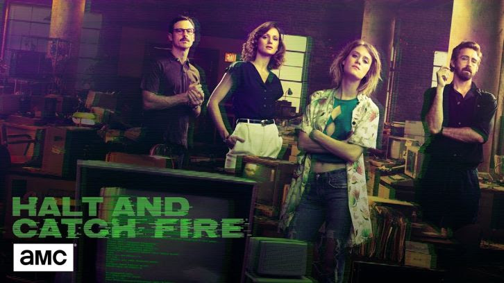 POLL : What did you think of Halt and Catch Fire - Series Finale?