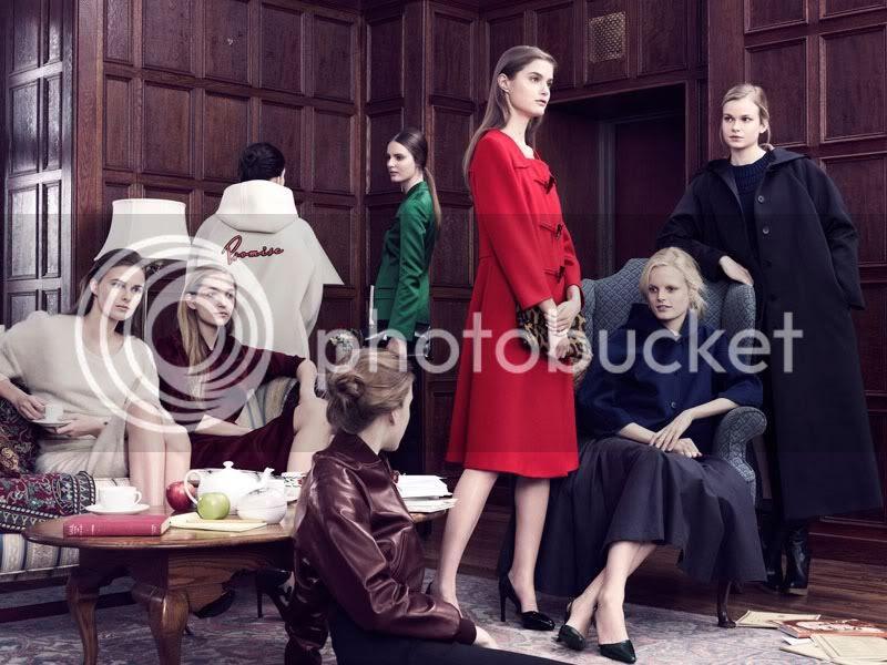 Jil Sander Pre Fall 2012 Collection