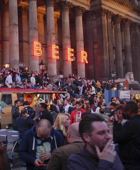 Leeds International Beer Festival