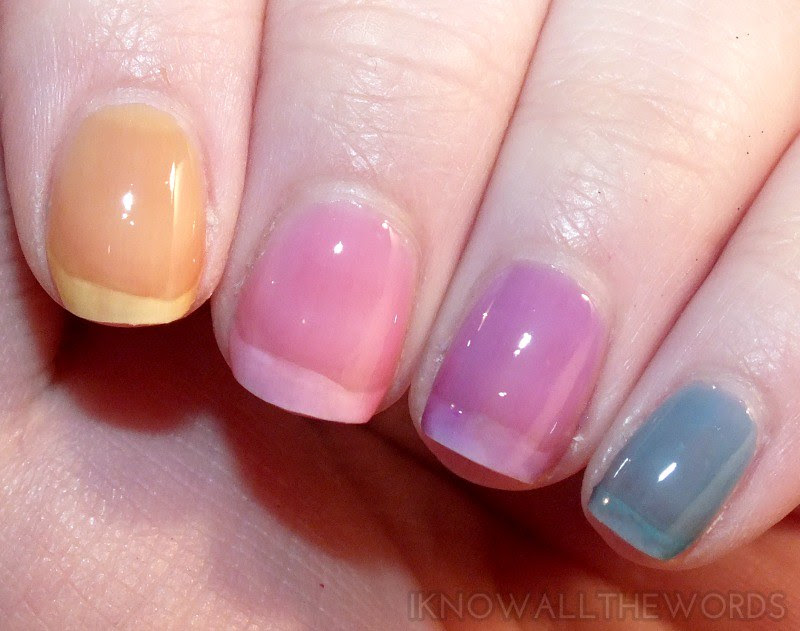 OPI Sheer Tints (1)