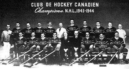 1943-44 Montreal Canadiens photo 1943-44MontrealCanadiens.jpg