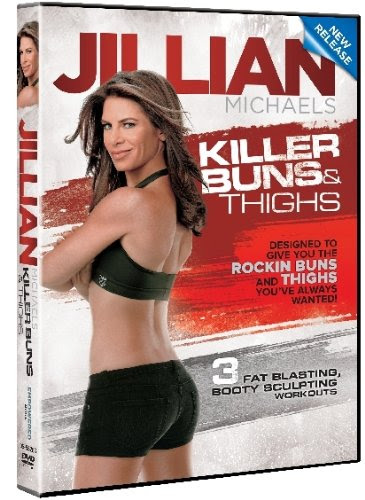 Jillian Michaels Killer Buns & Thighs