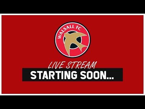 Live Stream: Q&A With Walsall Chairman Leigh Pomlett & Head Coach Matthew Taylor