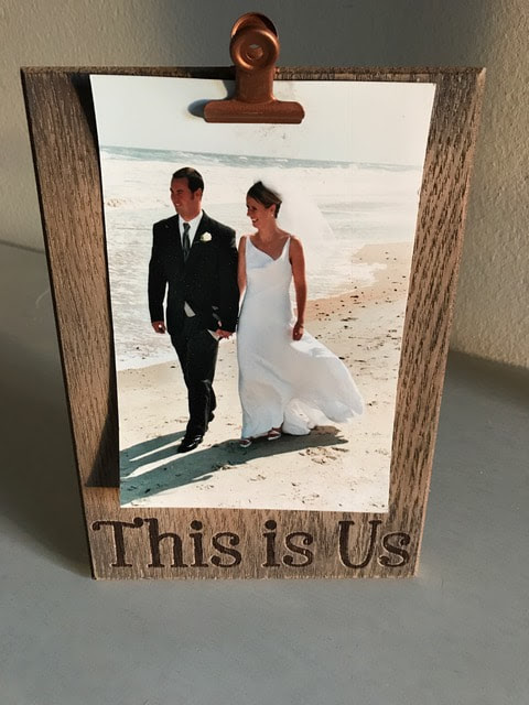This Is Us Pricture Frame