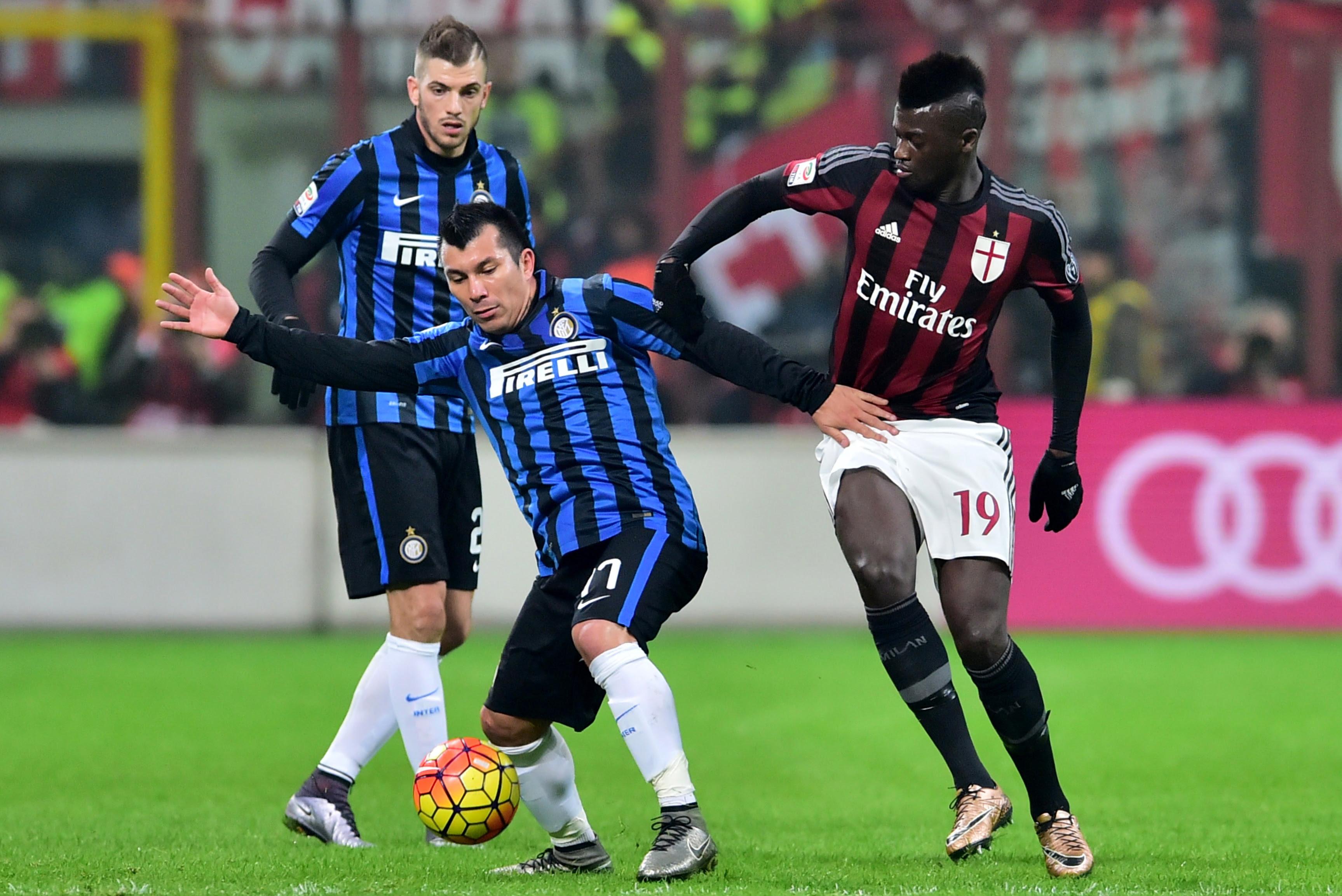 AC Milan vs. Inter Milan: Score, Reaction from 2016 Serie ...