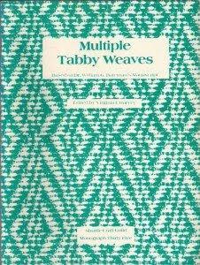 """Multiple Tabby Weaves"" by Dr. William Bateman."