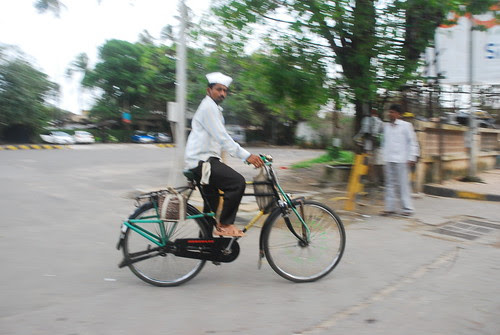 Dabbawalas Should Stand For Elections Symbol Tiffin - Motto We Deliver On Time by firoze shakir photographerno1