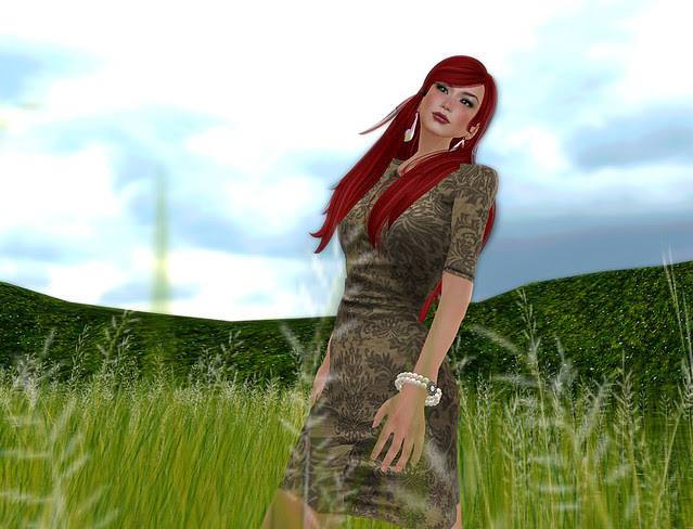 Wandering through the meadow II