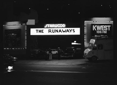 Soon! An exhibition about the Runaways will be at The Evil Rock N Roll Hollywood Cat in June! www.sorellipresents.com