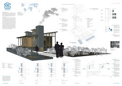 Open Source House Project Competition Segundo Lugar - Propuesta 'W.B.C'