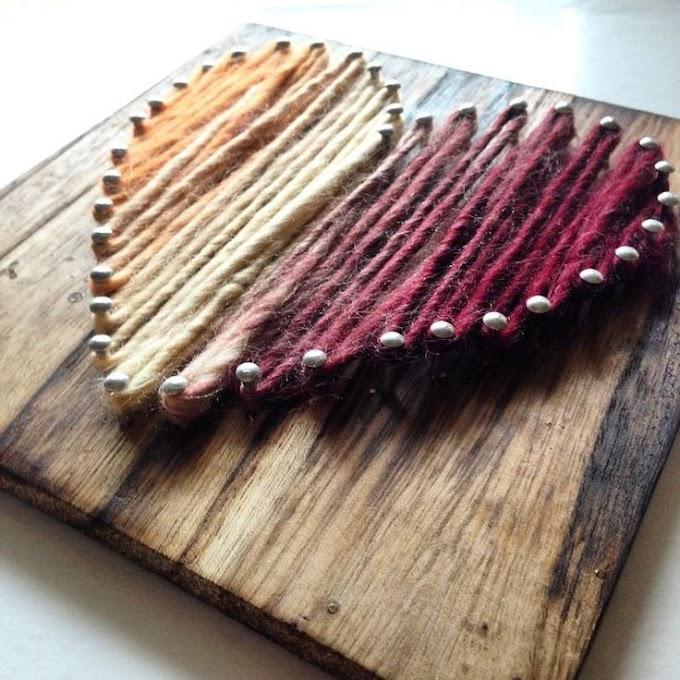 Wood Craft Yarn