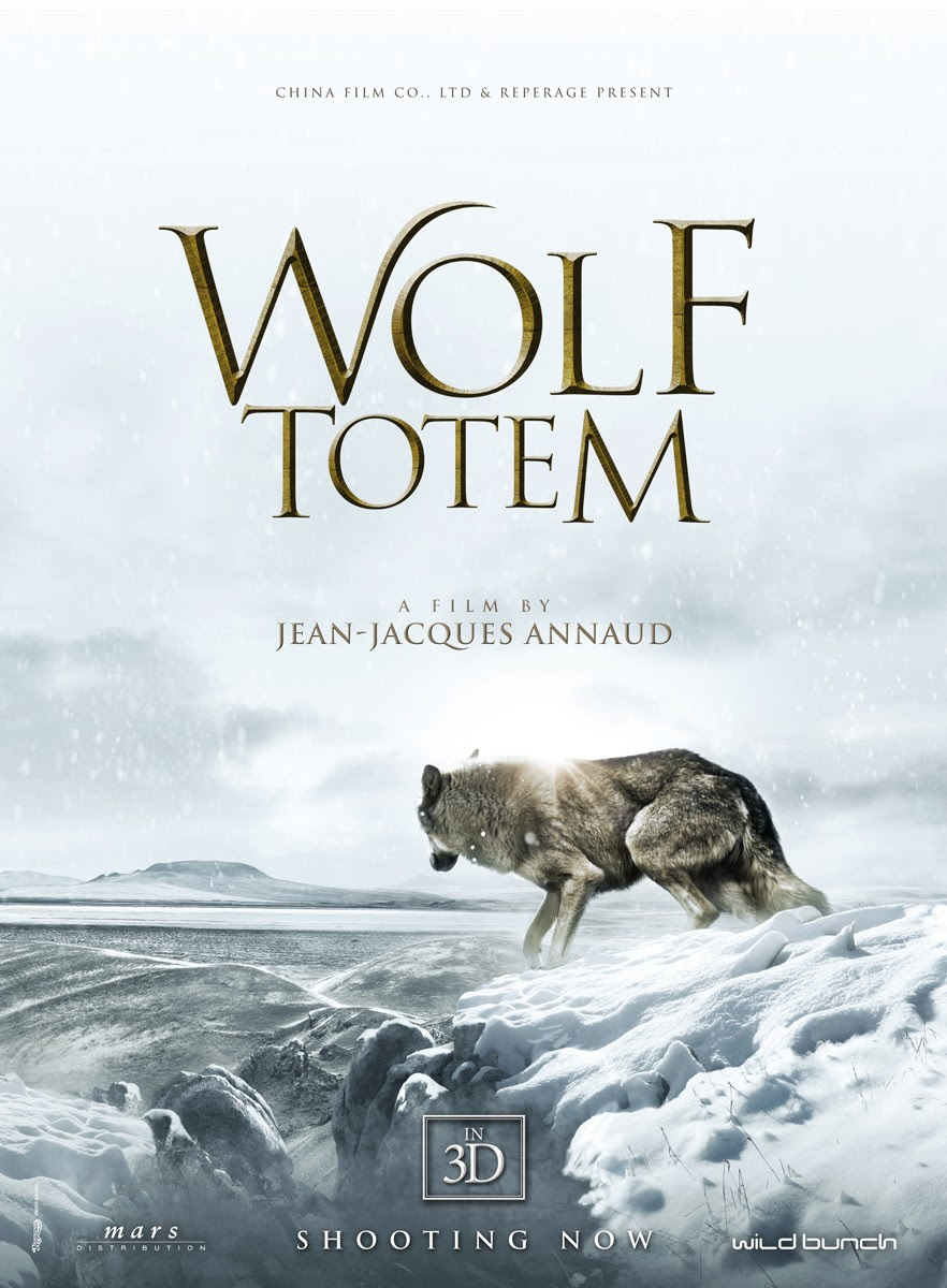 Extra Large Movie Poster Image for Wolf Totem