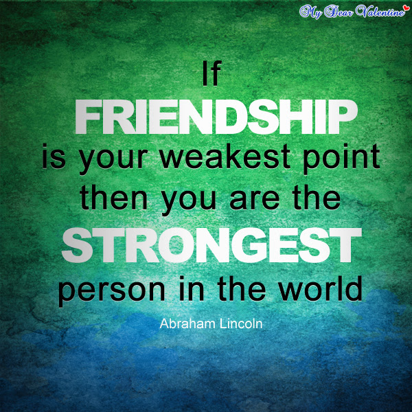 Friendship Quotes Quotes About Life