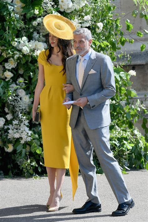 Meghan and Harry's Royal Wedding Guest Outfits   Who What Wear