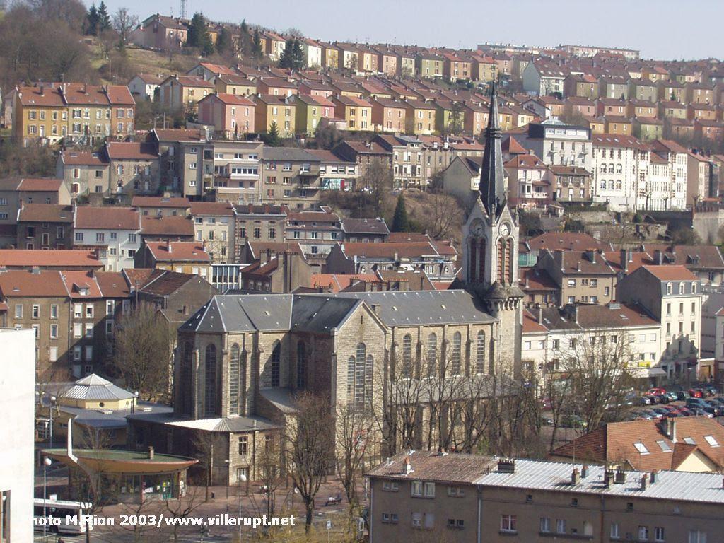 Sito della città di Villerupt