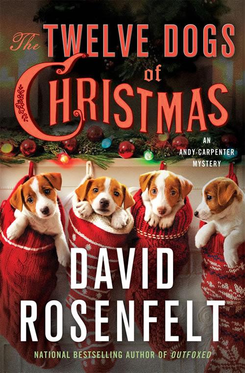Image result for twelve dogs of christmas david rosenfelt