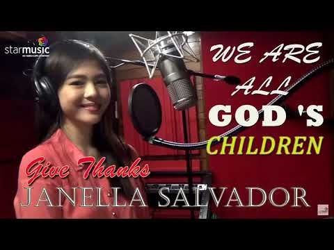 Give Thanks To The Lord Lyrics Janella Salvador