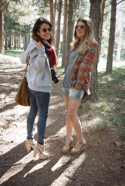 Sara y Ester