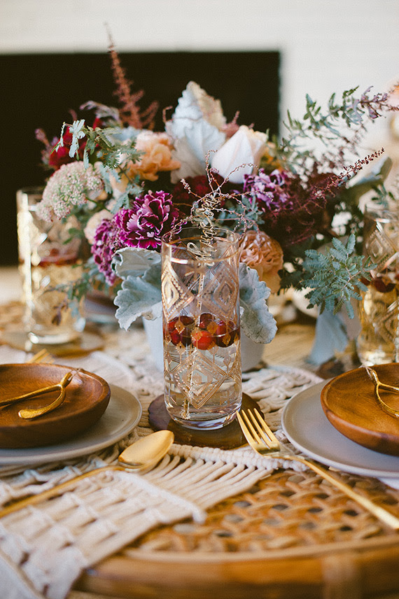 Bohemian New Years Day Brunch Inspiration Party Ideas 100 Layer Cake