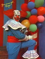 Frank Avruch as Bozo the Clown