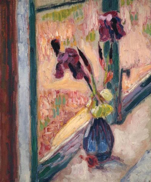 Roderic O'Conor - Iris (1913)